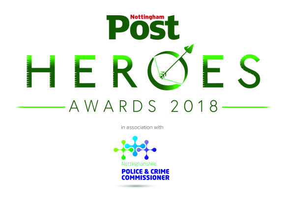 Nottingham Post Heroes Awards 2018 in association with the Nottingham Police and Crime Commissioner